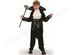 Déguisement enfant RUBIE'S Dracula Luxe - Taille M - 454225M #halloween