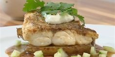 Try this Pan Fried Snapper with Potatoes and Tamarind Sauce recipe by Chef Peter Evans. This recipe is from the show Short Orders.