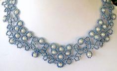 Picot Beauty Necklace Pattern