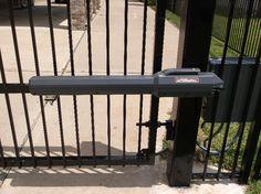 LiftMaster driveway gate opener | Driveway Gates | Pinterest ...