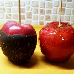 Candy & chocolate apples