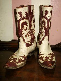M.L. Leddy handmade custom boots