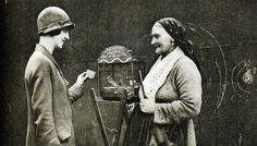 London in the 1920's - the Fortune Telling Parrakeet | Flickr - Photo Sharing!