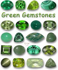 Green Theme, Green Gemstones, Gemstone Colors, Garnet, Collection, Jewelry, Beautiful, Gemstones, Granada