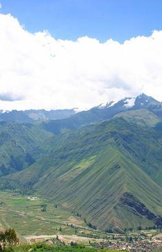 Lima, Peru. Study abroad here through our program with the Pontificia Universidad Católica del Peru.
