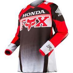 Fox Racing 180 Honda Jersey - Red