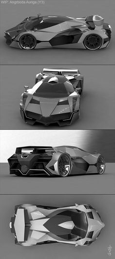 WIP: Angrboda Auriga by stormserpent #luxurycars