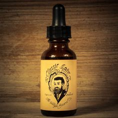 Classic Spice Beard Oil (1 oz)