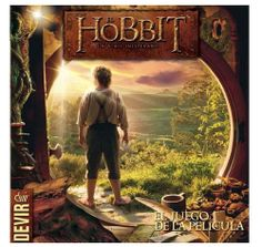 Juego de mesa El Hobbit: La Película