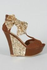 Im obsessed with these in black!! The sequin bow is to die for!