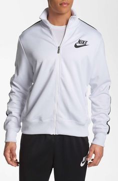fcf384a39e74 Nike  HBR  Track Jacket - men s activewear Athletic Gear