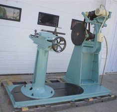 Photo Index - Cullman Wheel Co. - Face lathe | VintageMachinery.org