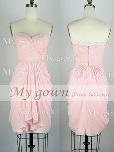 Hey, I found this really awesome Etsy listing at https://www.etsy.com/listing/183105813/short-prom-dressdraped-short-dressprom