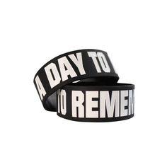 A Day To Remember Logo Bracelet
