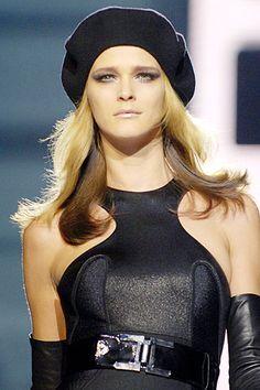 Para lucir elegante y sexy a la vez, las boinas de cuero son perfectos diseños - Buscar con Google