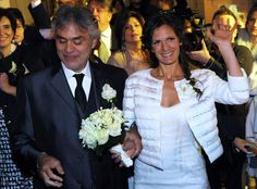 andrea bocelli married - Google Search