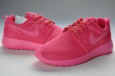 cabc99732032 Nike Roshe Run Womens Popping Pink 511882 660