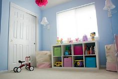 Simple Toy Storage Ideas for Kids