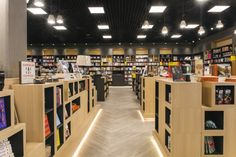 Athena Book store by Balé Arquitetura, Brazil » Retail Design Blog