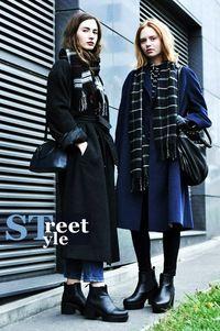 Street style   LOOKBOOK