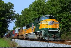 RailPictures.Net Photo: UP 1995 Union Pacific EMD SD70ACe at DeArmanville, Alabama by Bradley Bates