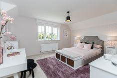 New build homes for sale in Berkshire, Buckinghamshire, Hertfordshire and London. Find your new homes on NK Homes website today. Family Homes, Home And Family, Kings Home, New Homes For Sale, Semi Detached, Spare Room, New Builds, Guest Room, Bedroom