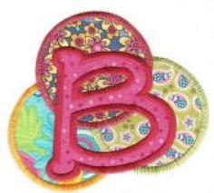 Alphabet Dots Applique Machine Embroidery Font   Designs by JuJu