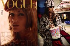 New Collection FW 2013 on Vogue Italy September @SoAllure
