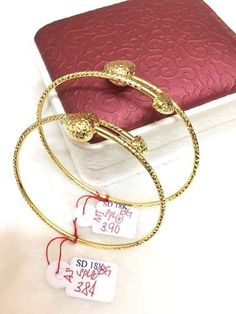 Bangles, Bracelets, Simple Jewelry, Collections, Facebook, Gold, Fashion, Bangle Bracelet, Schmuck