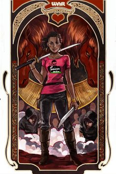 Left 4 Dead 2 Horsemen Rochelle Artwork by Icedposito