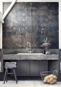 Interior design | decoration | home decor | Industrial | textures