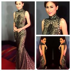 Fashion, Design & Lifestyle @edwintan_designer Toni Gonzaga in P...Instagram photo | Websta (Webstagram)