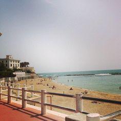 A Day Trip to Santa Marinella Beach | http://www.eatingitalyfoodtours.com/2013/08/01/a-day-trip-to-santa-marinella-beach/