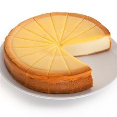 Lemon Biscotti Cheesecake - 9 Inch When life gave us lemons, we made this delicious cheesecake, and created an irresistibly delectable dessert.