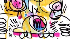 Jon Burgerman | Artist and salad enthusiast