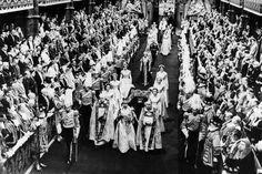 День в истории: коронация Елизаветы II |АНГЛОМАНИЯ