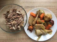Prosty pasztet z mięsa i warzyw z rosołu | Blog Kulinarny Stuffed Mushrooms, Vegetables, Blog, Stuff Mushrooms, Vegetable Recipes, Blogging, Veggies