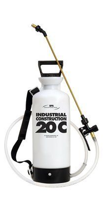 SP Systems SP20C 2-Gallon 42 PSI Industrial Construction Series Compression Sprayer 02SP20C283 by SP Systems LLC. $89.99. Industrial compression sprayer builds up pressure faster with fewer strokes. 65-inches of chemical hose. High-density polyethylene tank with UV inhibitors and high-grade Viton seals. SP Systems 6-month warranty. Industrial spray pistol with fanning capability and on/off lock. Amazon.com                The SP Systems 2-gallon industrial compression sp...