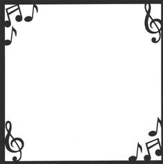 Custom Companion Music Notes 12 x 12 Overlay Laser Die Cut
