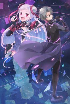 Yuna & Eiji | Sword Art Online