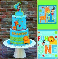Amazing Photo of Fun Birthday Cake . Fun Birthday Cake Fun To Be One Birthday Cake Cakecentral Crazy Birthday Cakes, Image Birthday Cake, Boys First Birthday Cake, Ice Cream Birthday Cake, Birthday Fun, First Birthday Parties, First Birthdays, Birthday Ideas, Neymar Birthday