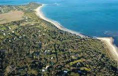 Shoreham Beach Ariel