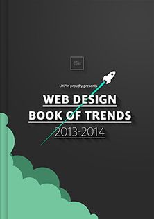 Get Free WEB DESIGN BOOK OF TRENDS 2013-2014 E-book By Marcin Treder