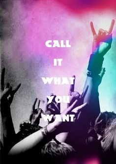 """Call It What You Want,"" Foster The People lyrics"