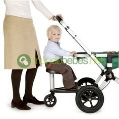 Asiento Twoo para patinete Bugabo ohttp://www.mundobebes.net/Producto/6614/Asiento-Twoo-para-el-Patinete-Bugaboo