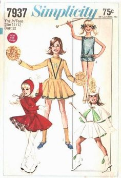 cheerleader vintage