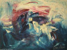 Artwork >> Lyuba Zahova >> The Wave II