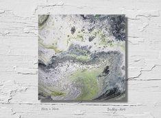 Acrylmalerei - Acrylbild, Abstrakt, Wandbild ** Swirl**#163 - ein Designerstück von SoMa-Art bei DaWanda