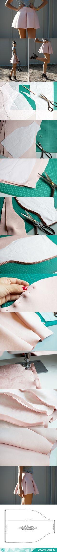 Zobacz zdjęcie spódnica - wykrój w pełnej rozdzielczości
