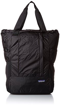 Patagonia Lightweight Travel Tote that can be worn like a backpack and  folds down into a f6e0cff1588a7